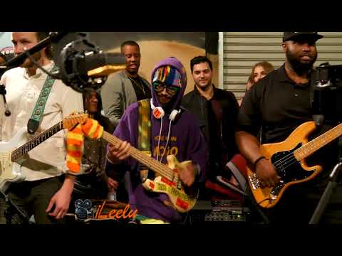 "MonoNeon with Ghost-Note ""Live at the JammJam in Los Angeles"""
