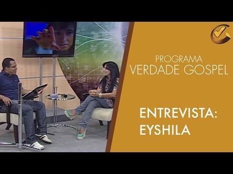 Entrevista com Eyshila