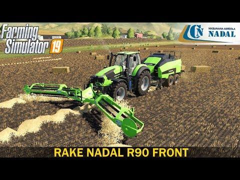 Rake Nadal R90 front v1.0.0.0