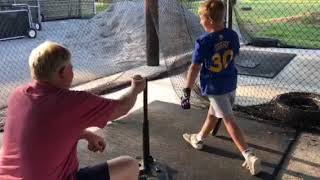 Video Brady Batting Practice 2 MP3, 3GP, MP4, WEBM, AVI, FLV November 2017