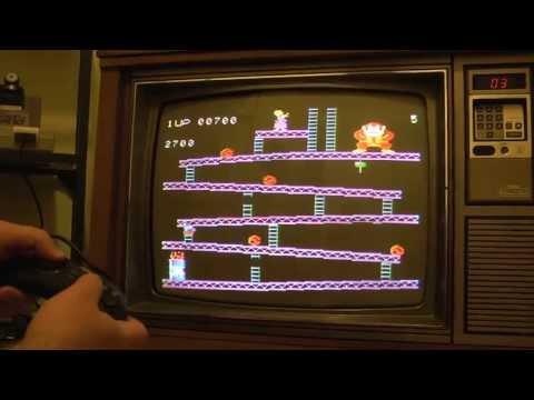 The 1982 ColecoVision