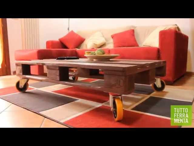 Pallet faidate come costruire un divanetto in legno di pallet in ...