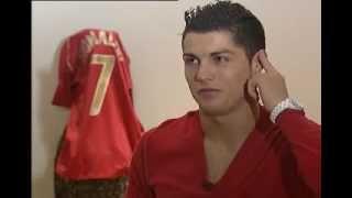 Dokumentation über Cristiano Ronaldo