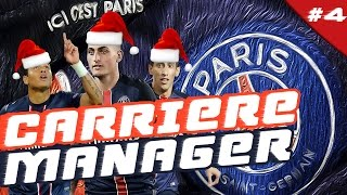 Video FIFA 17 - CARRIERE MANAGER - PSG #4 - LE RETOUR DES ROMAINS !! MP3, 3GP, MP4, WEBM, AVI, FLV September 2017