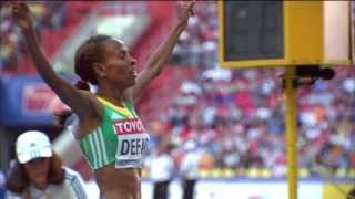 Moscow 2013 - 5000m Women - Final