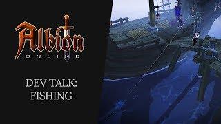 Видео к игре Albion Online из публикации: Подробности рыболовной системы Albion Online