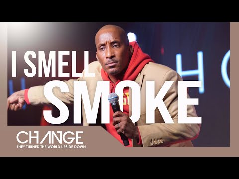 I Smell Smoke | House Fire Part 1 | Dr. Dharius Daniels