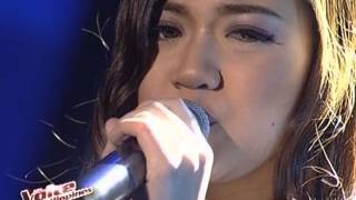 """THE VOICE Philippines : Morissette Amon """"WHO YOU ARE"""" Live Performance"""