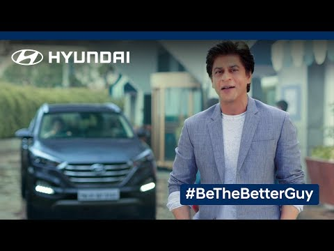Hyundai India-#BeTheBetterGuy says Hyundai
