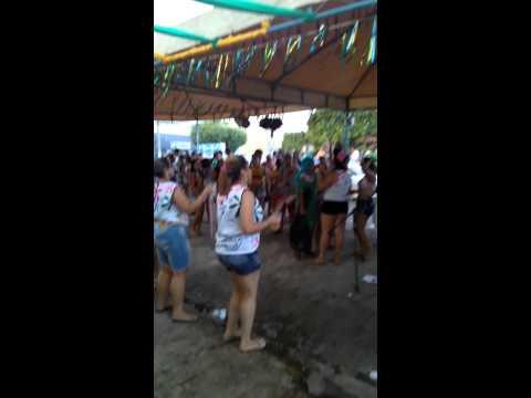 Carnaval do Bloco muido em florania rn 2014,