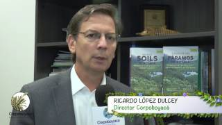 Cápsula Informativa – Investigación suelos de los páramos de Boyacá