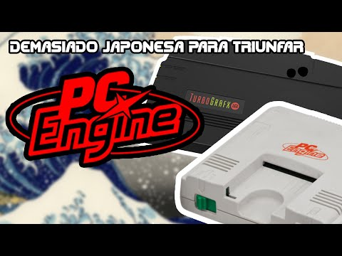 Consolas olvidadas - PC Engine y TurboGrafx 16