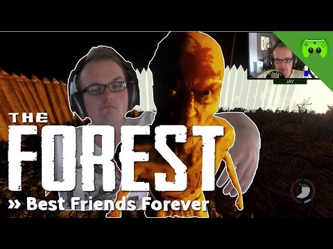 THE FOREST # 48 - Best Friends Forever «» Let's Play The Forest | HD