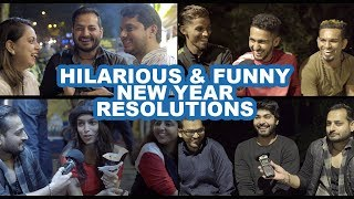 Rewind 2018 Moments | New Year 2019 Funny Resolutions | BOB | BAAP OF BAKCHOD | Sanjay Vishwakarma