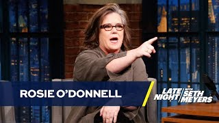Video Rosie O'Donnell Tells the Origin Story of Her Feud with Donald Trump MP3, 3GP, MP4, WEBM, AVI, FLV Januari 2018