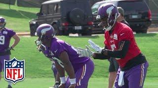 Vikings OTA Camp Highlights | NFL by NFL