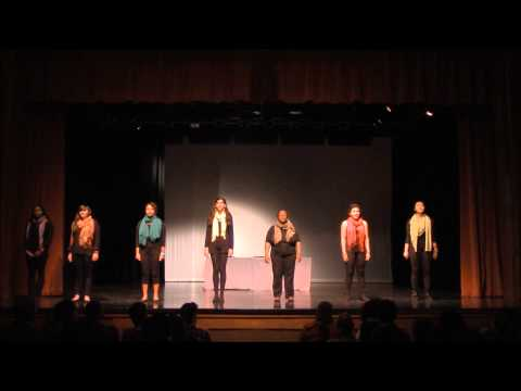 Enuf - This was a Middlebury College 2014 Student Produced theatrical event. This video is for creative and education purposes only. Enjoy.