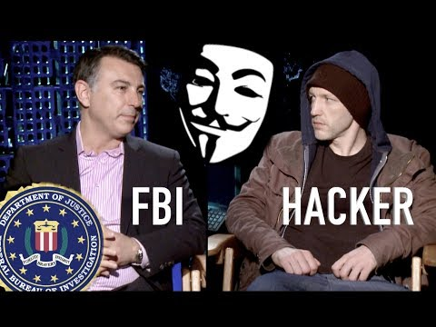 What Happens When Hacker From Anonymous Meets FBI Agent In Interview...