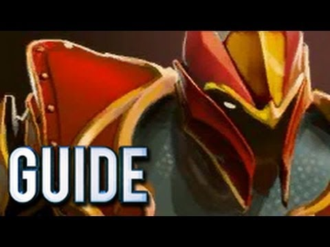 Dragon Knight DOTA 2 Guide
