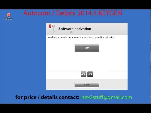 Autocom 2014 Release 3 и Delphi