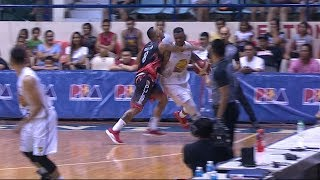 Abueva hits Jones | PBA Commissioner's Cup 2019