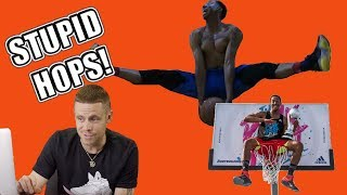 Video Professor Reacts to BEST DUNKER in the WORLD?? Jclark. You decide. MP3, 3GP, MP4, WEBM, AVI, FLV Oktober 2018