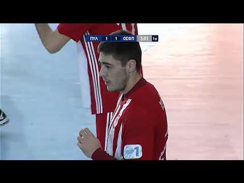 Handball Premier: ΠΥΛΑΙΑ – ΟΛΥΜΠΙΑΚΟΣ   23/02/2020   ΕΡΤ
