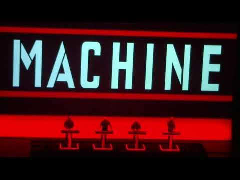 Kraftwerk - The Man Machine (Live@Moscow 13.02.2018)