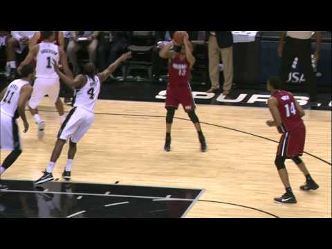 IN - Check out highlights of Heat rookie, Shabazz Napier as he drops 25 points against the Spurs in preseason action. About the NBA: The NBA is the premier professional basketball league in the...