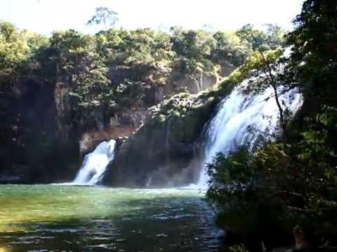 Serra da Canastra, São Roque de  Minas MG, Cachoeira Maria Augusta, São João Batista do Glória MG