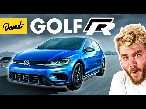 VW GOLF R - Everything You Need to Know | Up to Speed