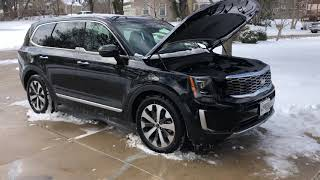 Kia Telluride - Financial and Maintenance Schedule Review