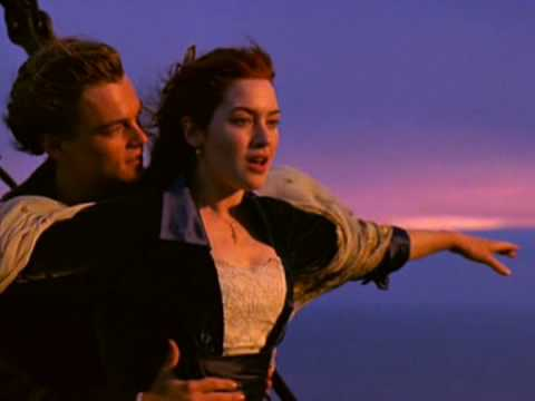 "Titanic - ""I'm Flying"" Scene"