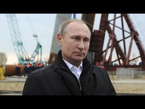 Εορτασμοί στην Κριμαία για την συμπλήρωση δύο ετών από την προσάρτηση στη Ρωσία