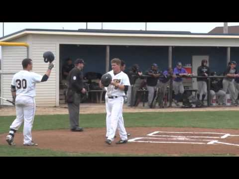 Video Highlights: Baseball vs. Ellsworth (3/22/2016) W, 14-4