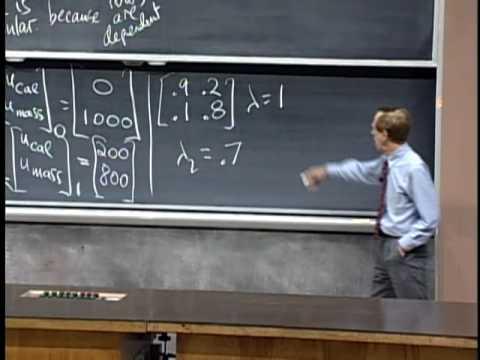 Lec 24 | MIT 18.06 Linear Algebra, Spring 2005