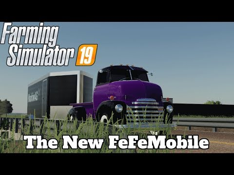 CASE IH 235 lawn Tractor and Car Hauler Mod Pack v1.0