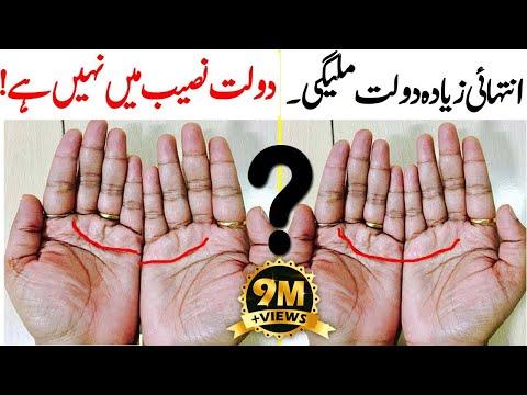 What's The Mean Of This Line In Your Palm | Hath Ki Lakeeron Ka kia Matlab Hota Hai | Hamari Awaz