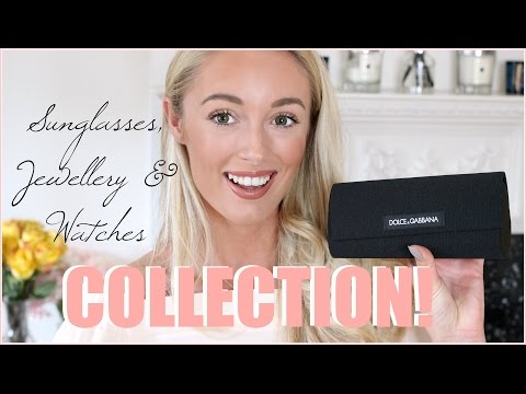 My Sunglasses, Watch & Jewellery Collection & GIVEAWAY!   |    Fashion Mumblr AD