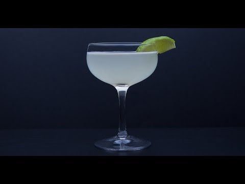 How to Make a Daiquiri – Latin American Drinks 3 of 3 – Bartending Bootcamp