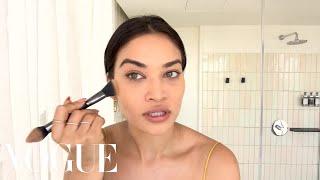 Download Video Shanina Shaik's Guide to a Summer Skin Glow-Up | Beauty Secrets | Vogue MP3 3GP MP4
