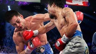 Manny Pacquiao vs Chris Algieri HIGHLIGHTS