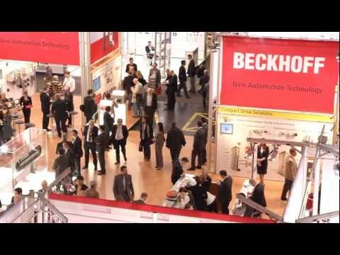Beckhoff Trade Show Day 3 at Hannover Messe 2012