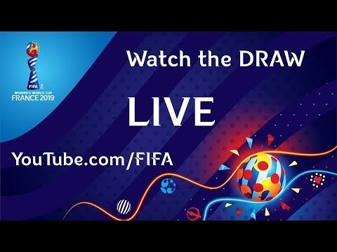 FULL REPLAY - DRAW For FIFA Women's World Cup France 2019™