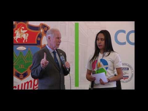 Jóvenes líderes para el desarrollo del municipio