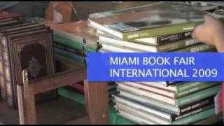 November 13,14, & 15, 2009--RIF participated for a second year at the Miami Book Fair International held at Miami Dade Community College. RIF stole the show ...