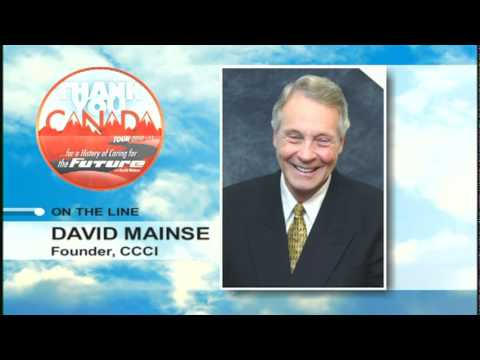 Thank You Canada & Tribute To Billy Diamond -- Stay In Touch - Ron & David Mainse