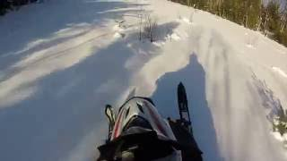 2. YAMAHA apex 2008 Powder!!
