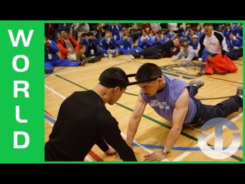 Arctic Winter Games in Greenland on Trans World Sport