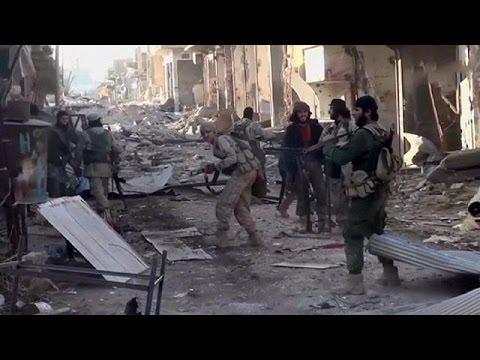 Σκληρές μάχες κατά των τζιχαντιστών σε Συρία και Ιράκ
